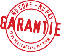 garantie no cure - no pay